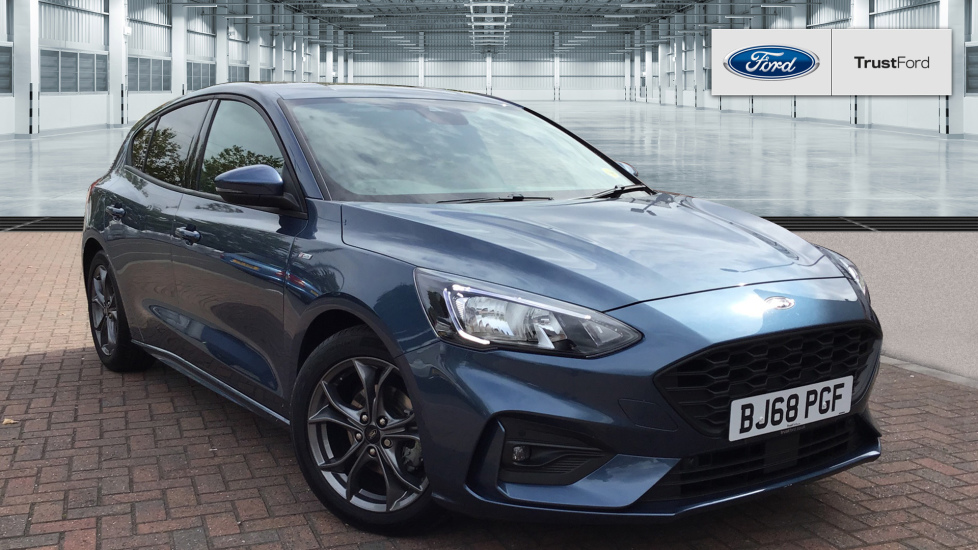 Used Ford FOCUS BJ68PGF 1