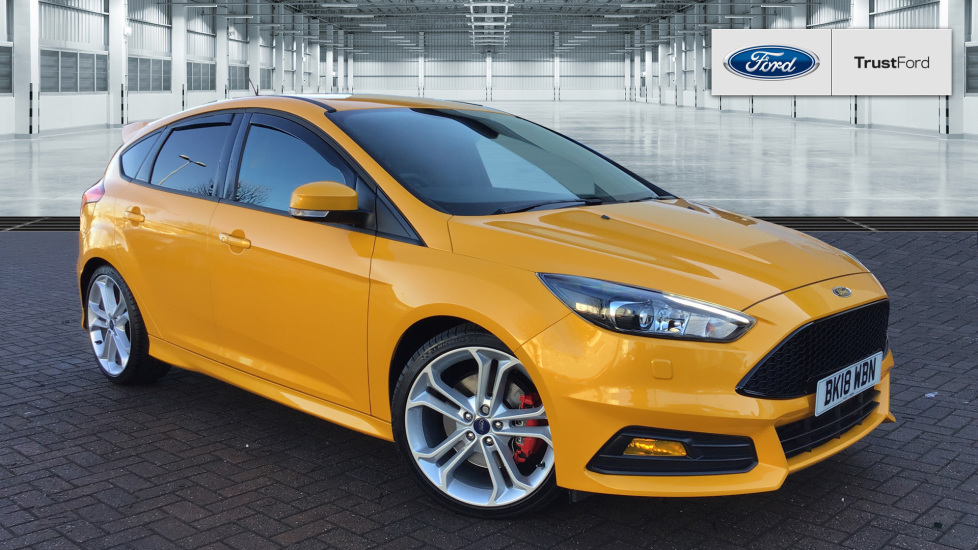 Used Ford FOCUS BK18WBN 1
