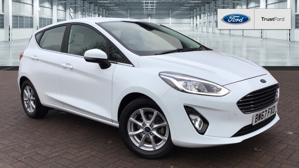 Used Ford FIESTA BW67FXO 1