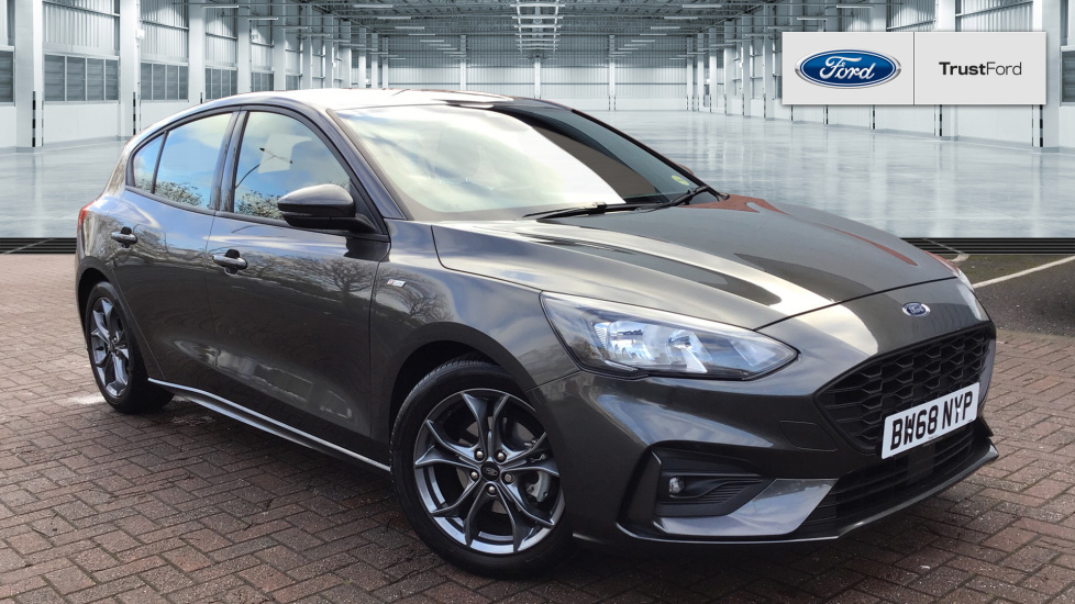 Used Ford FOCUS BW68NYP 1
