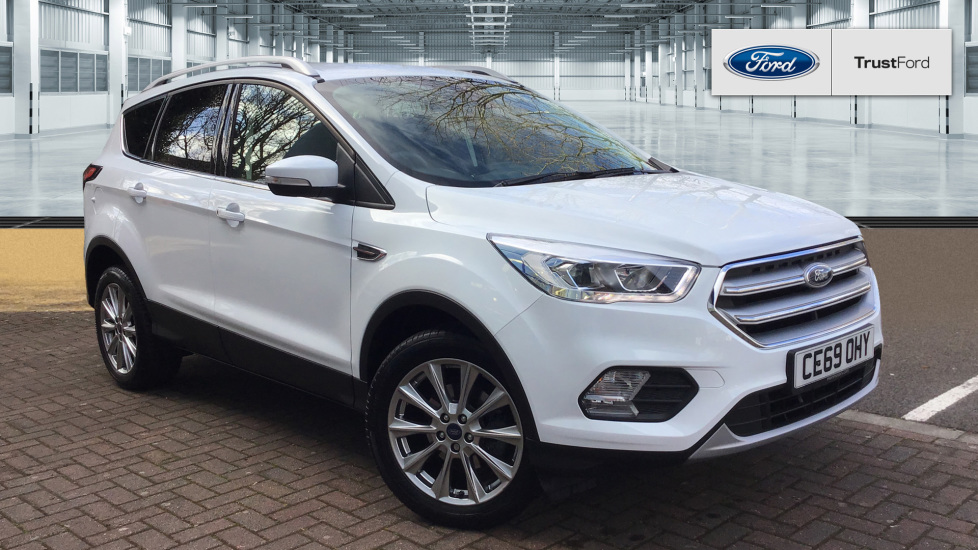 Used Ford KUGA CE69OHY 1