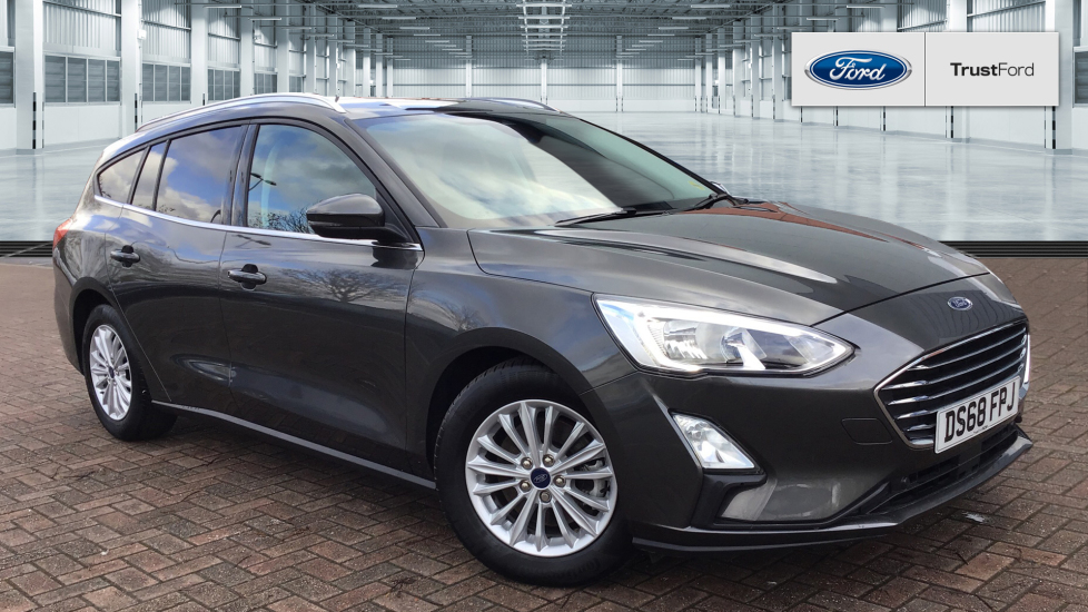 Used Ford FOCUS DS68FPJ 1