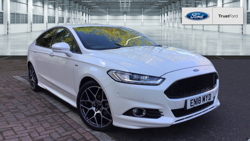 Used Ford MONDEO EN18MYD 1