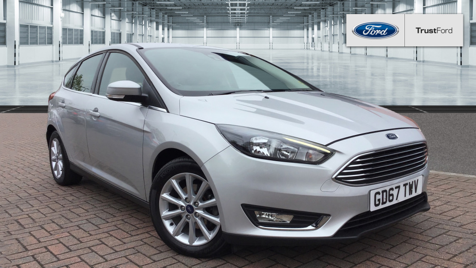 Used Ford FOCUS GD67TWV 1