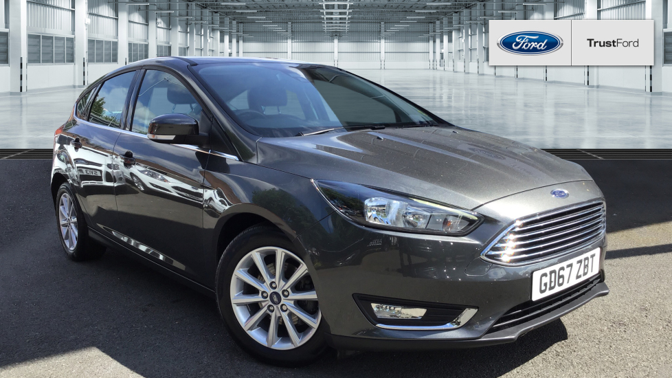 Used Ford FOCUS GD67ZBT 1
