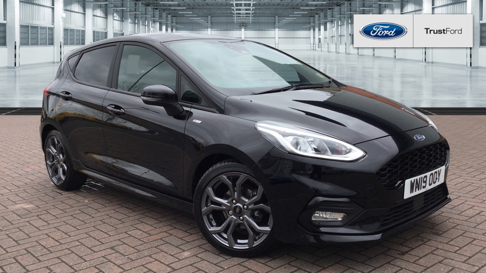Used Ford FIESTA WN19OOY 1
