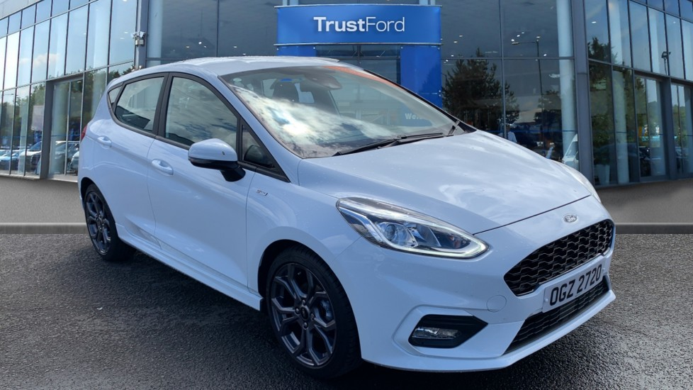 Used Ford FIESTA OGZ2720 1