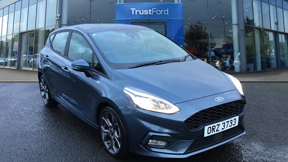 Used Ford FIESTA ORZ3733 1