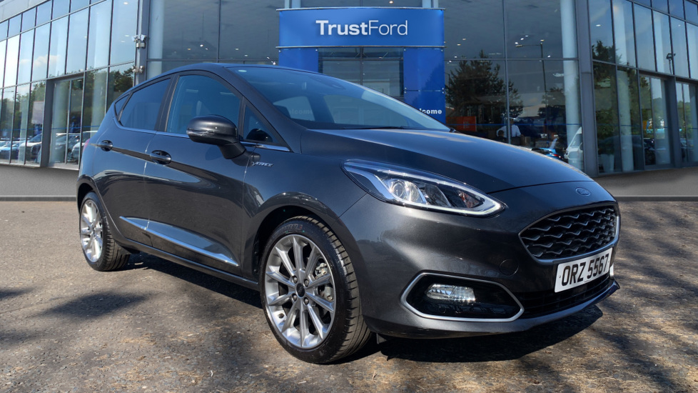 Used Ford FIESTA VIGNALE ORZ5567 1