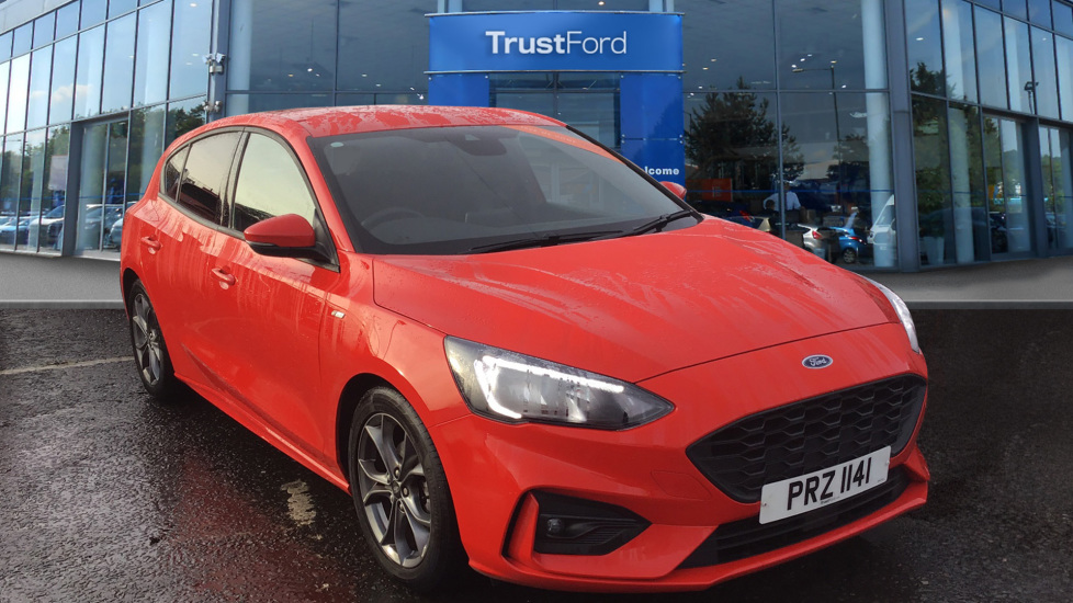 Used Ford FOCUS PRZ1141 1