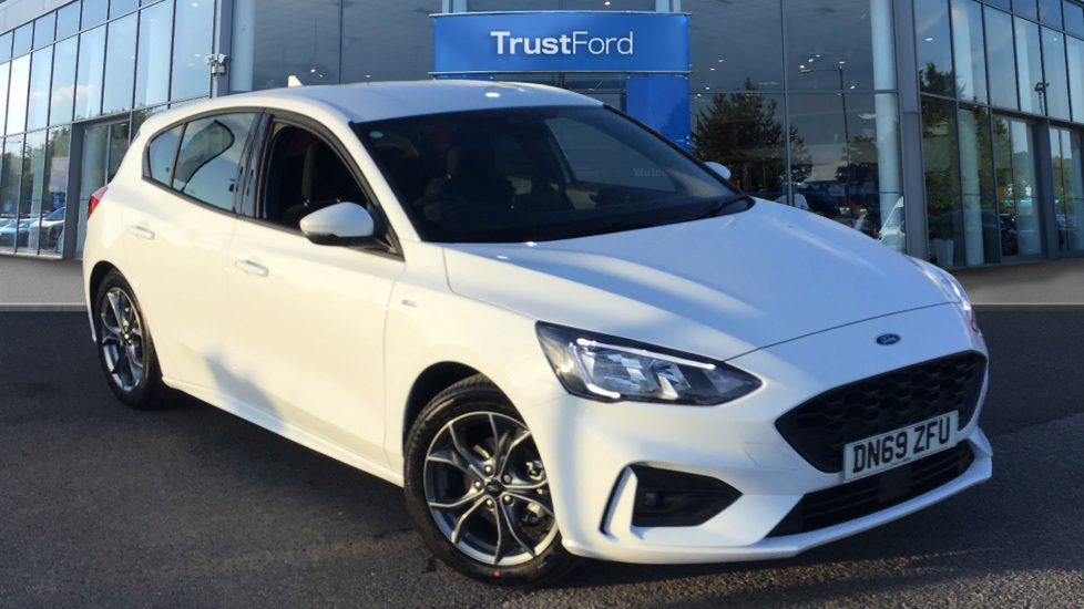 Used Ford FOCUS DN69ZFU 1