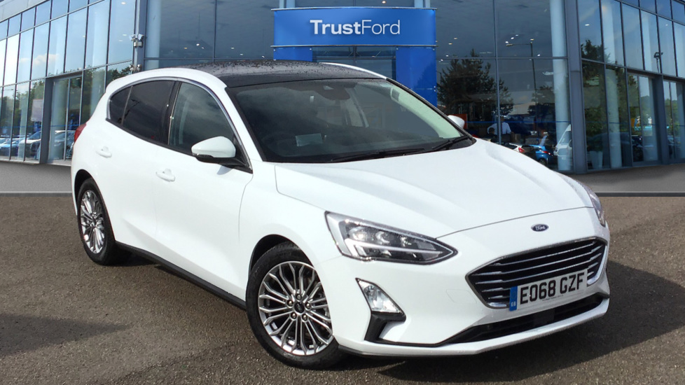 Used Ford FOCUS EO68GZF 1