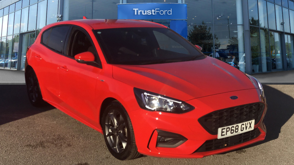 Used Ford FOCUS EP68GVX 1
