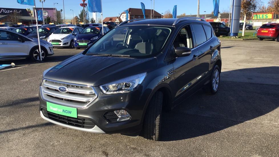 Ford Kuga 2017 Magnetic Grey 14800 Castleford
