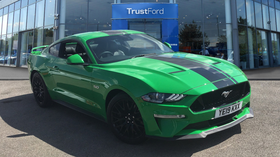 Used Ford MUSTANG YE19KXX 1