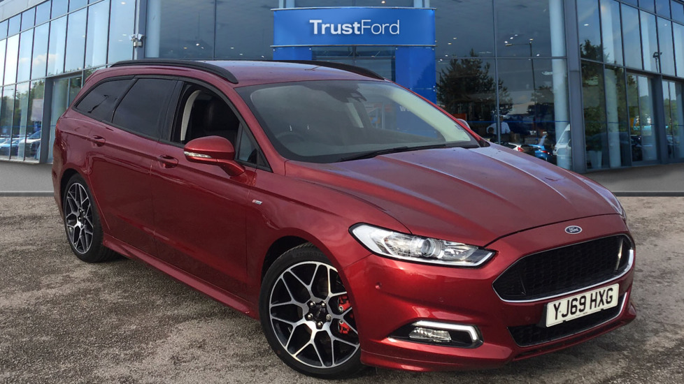 Used Ford MONDEO YJ69HXG 1