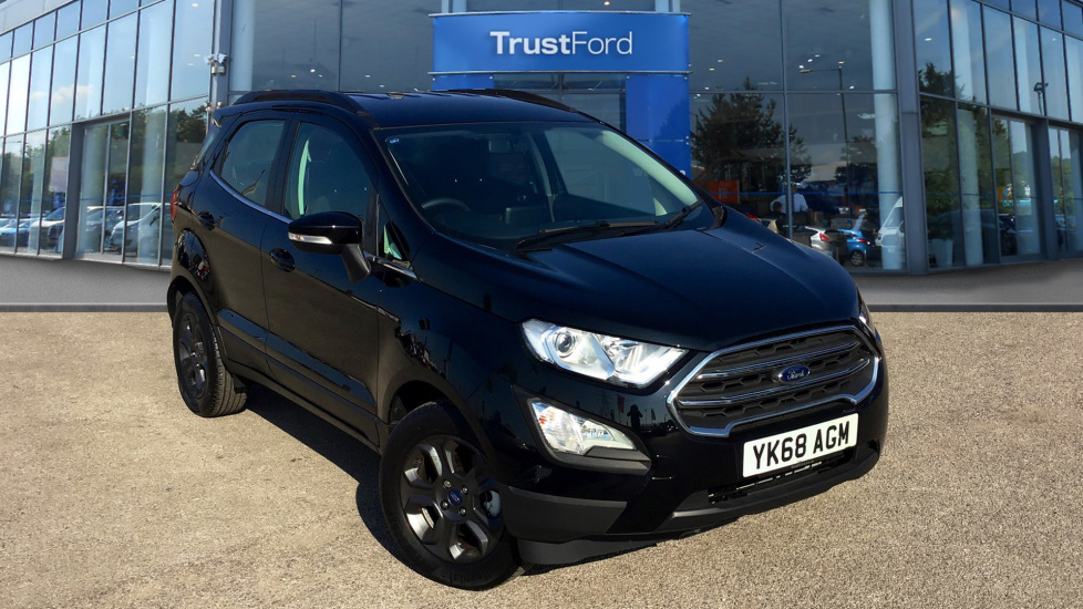 Used Ford ECOSPORT YK68AGM 1