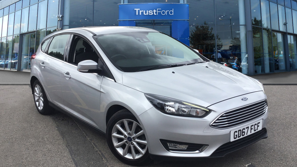 Used Ford FOCUS GD67FCF 1