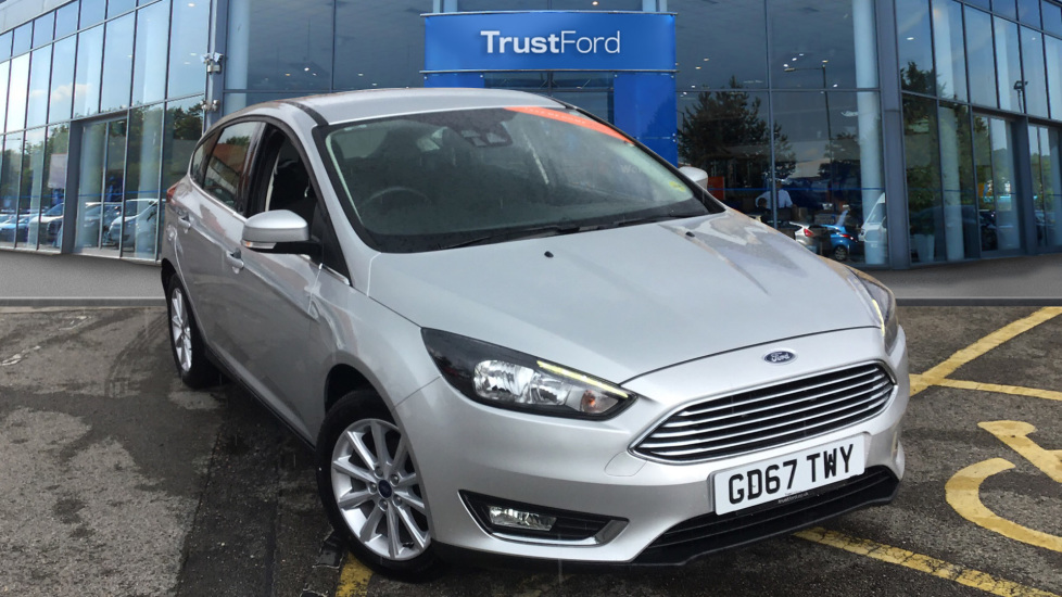 Used Ford FOCUS GD67TWY 1