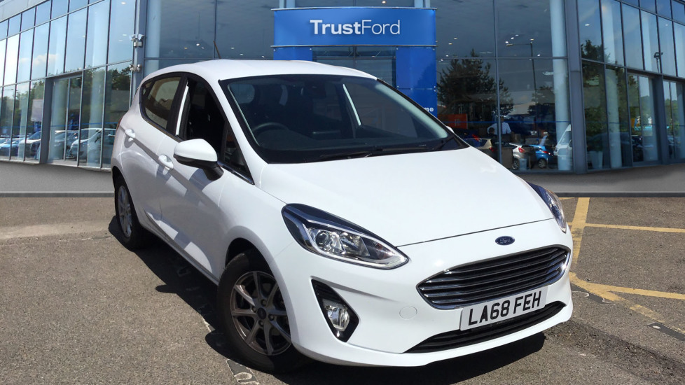Used Ford FIESTA LA68FEH 1