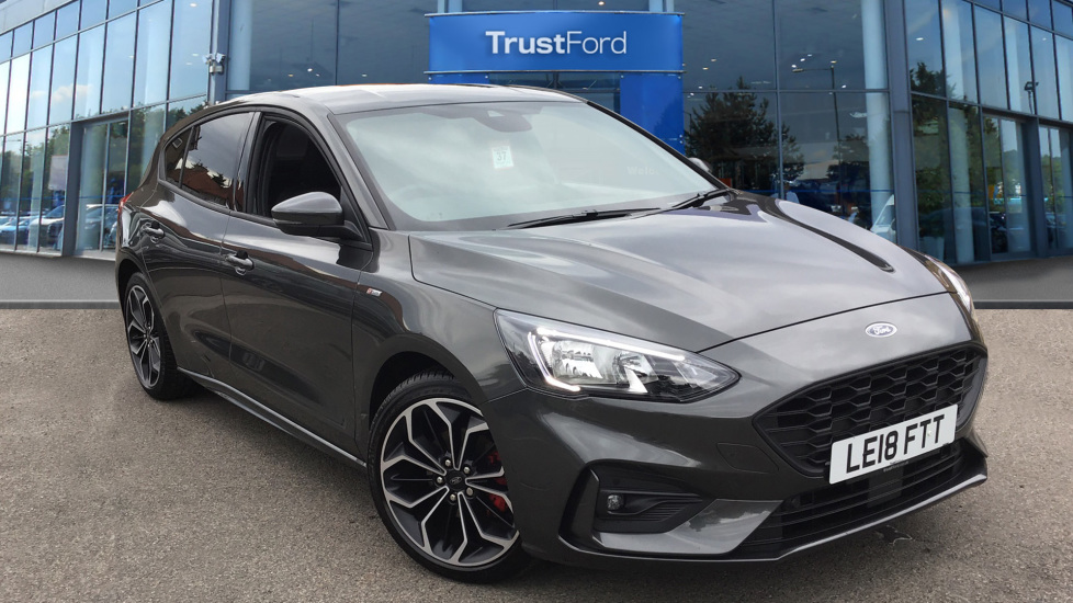 Used Ford FOCUS LE18FTT 1
