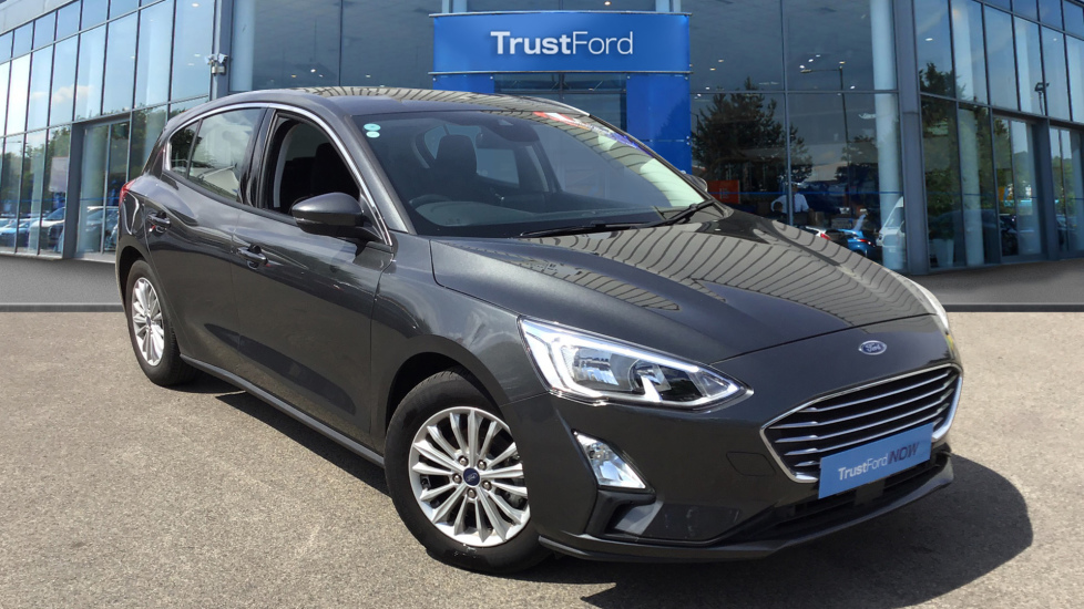 Used Ford FOCUS LE18GMZ 1
