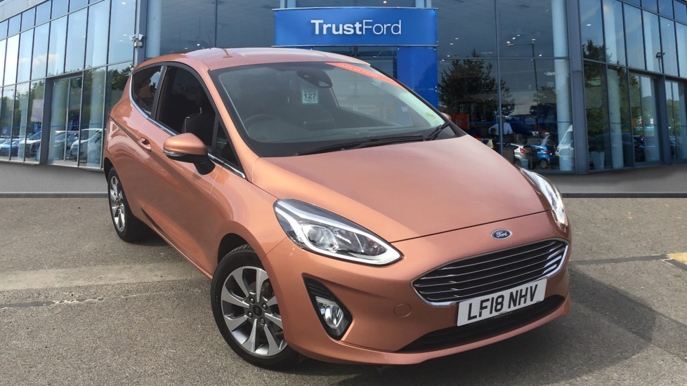 Used Ford FIESTA LF18NHV 1