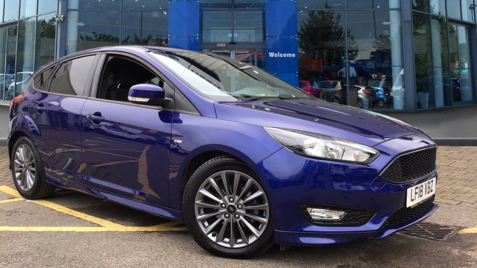 Used Ford FOCUS LF18VBZ 1