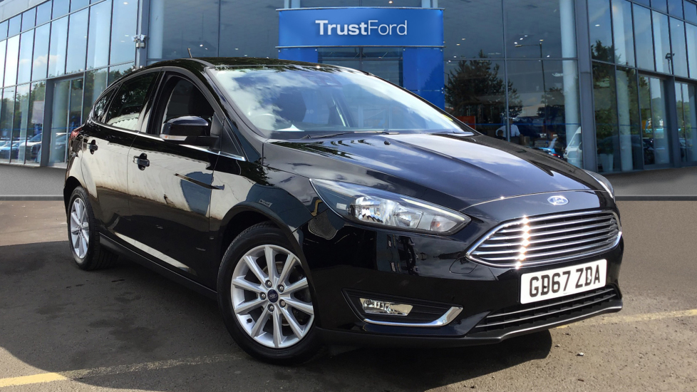 Used Ford FOCUS GD67ZDA 1