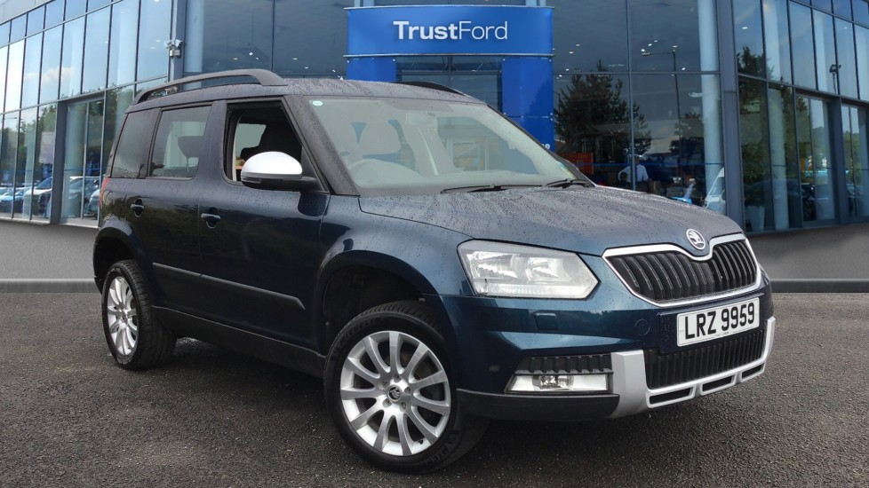 Used Skoda YETI OUTDOOR LRZ9959 1