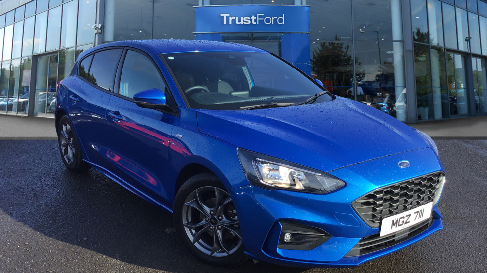 Used Ford FOCUS MGZ7111 1