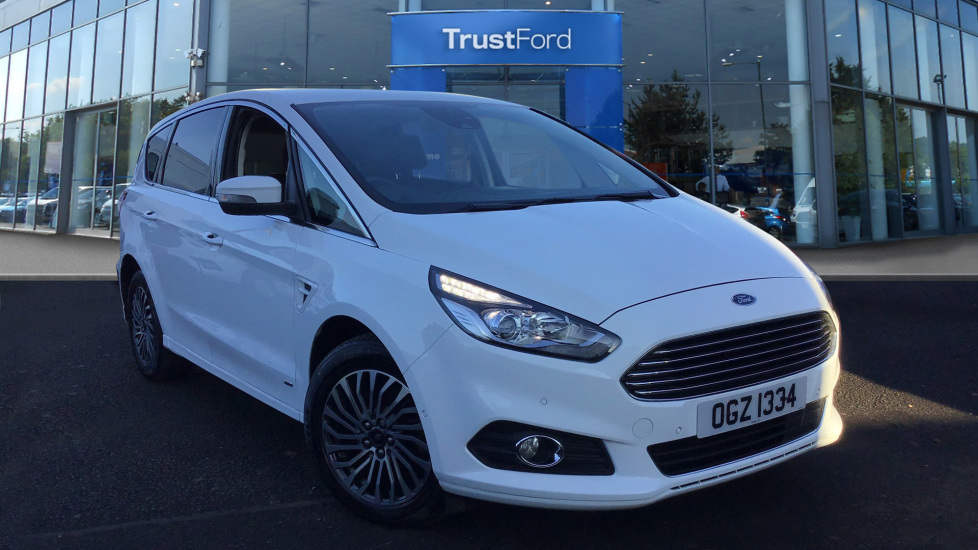 Used Ford S-MAX OGZ1334 1