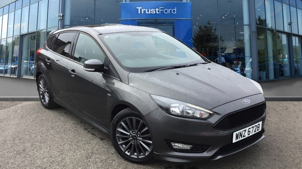 Used Ford FOCUS WNZ6728 1