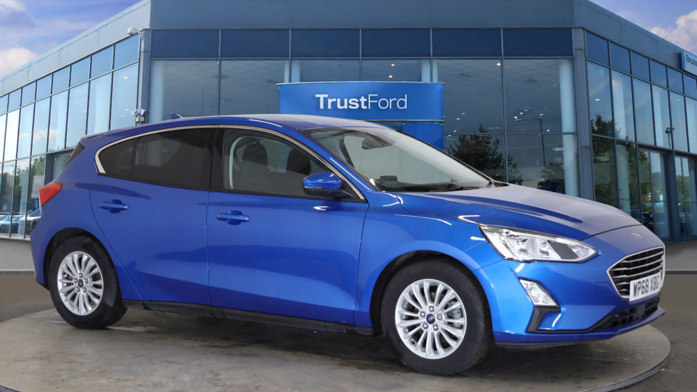 Used Ford FOCUS WP68XBG 1