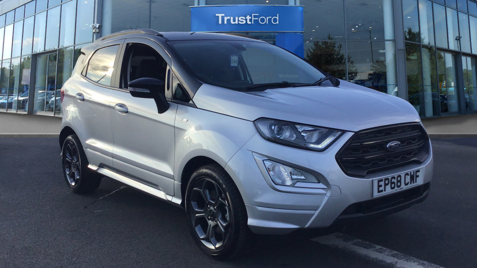 Used Ford ECOSPORT EP68CWF 1