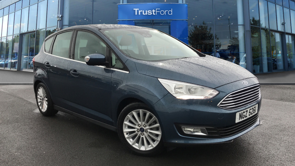 Used Ford C-MAX NGZ5261 1