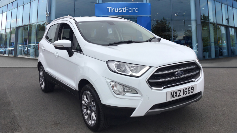 Used Ford ECOSPORT NXZ1669 1