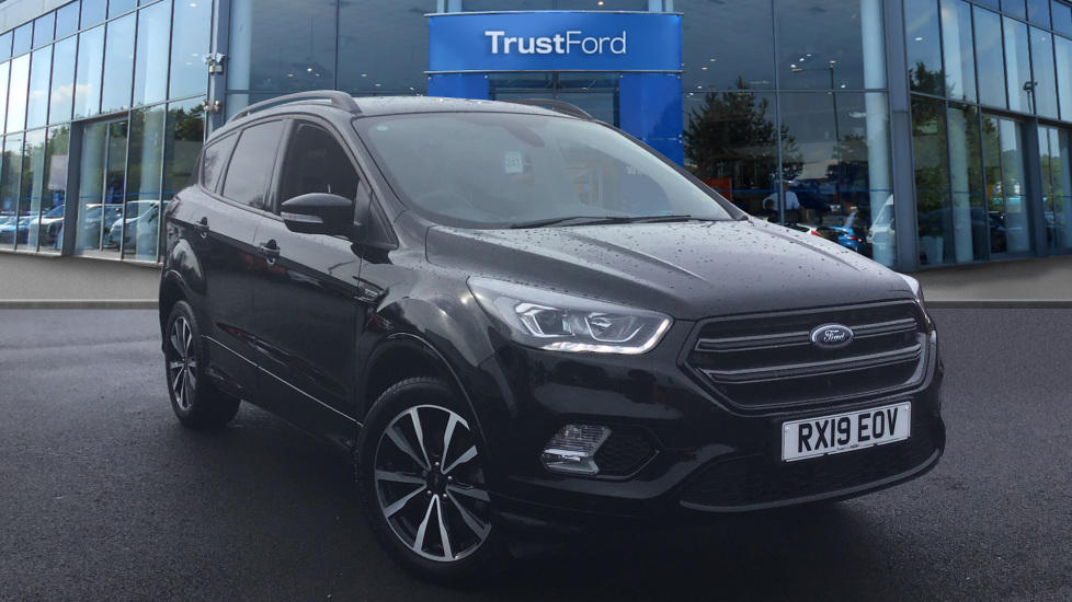 Used Ford KUGA RX19EOV 1