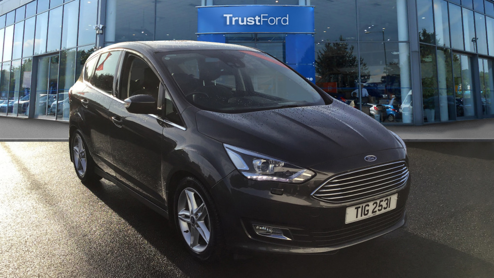 Used Ford C-MAX TIG2531 1