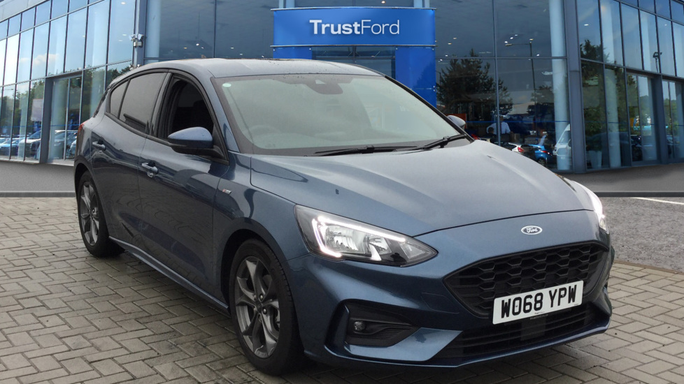 Used Ford FOCUS WO68YPW 1