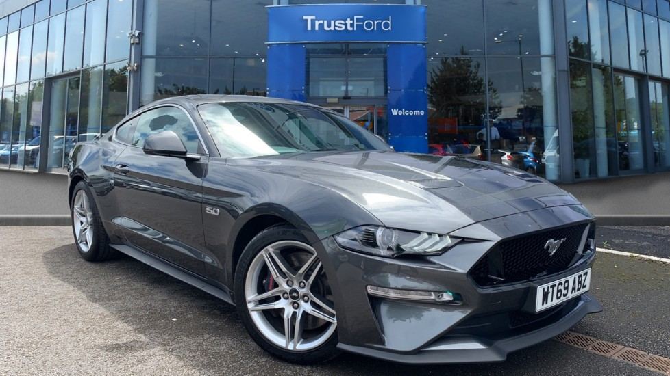 Used Ford MUSTANG WT69ABZ 1