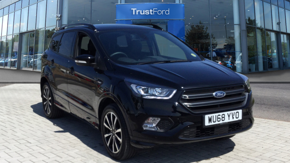 Used Ford Kuga WU68YVO 1