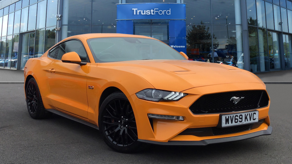 Used Ford MUSTANG WV69KVC 1