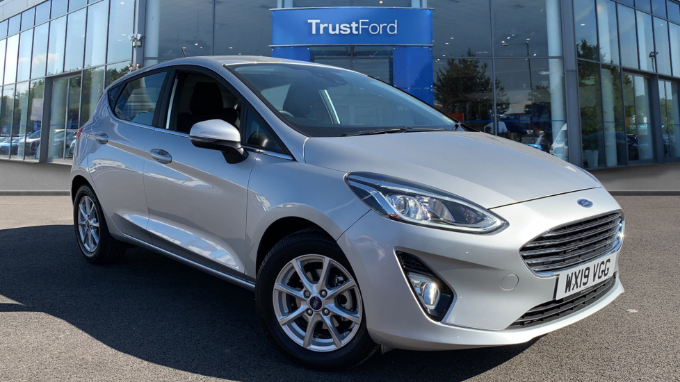 Used Ford FIESTA WX19VGG 1