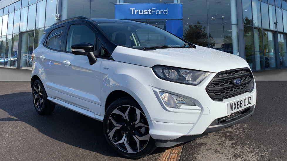 Used Ford ECOSPORT WX68OJZ 1