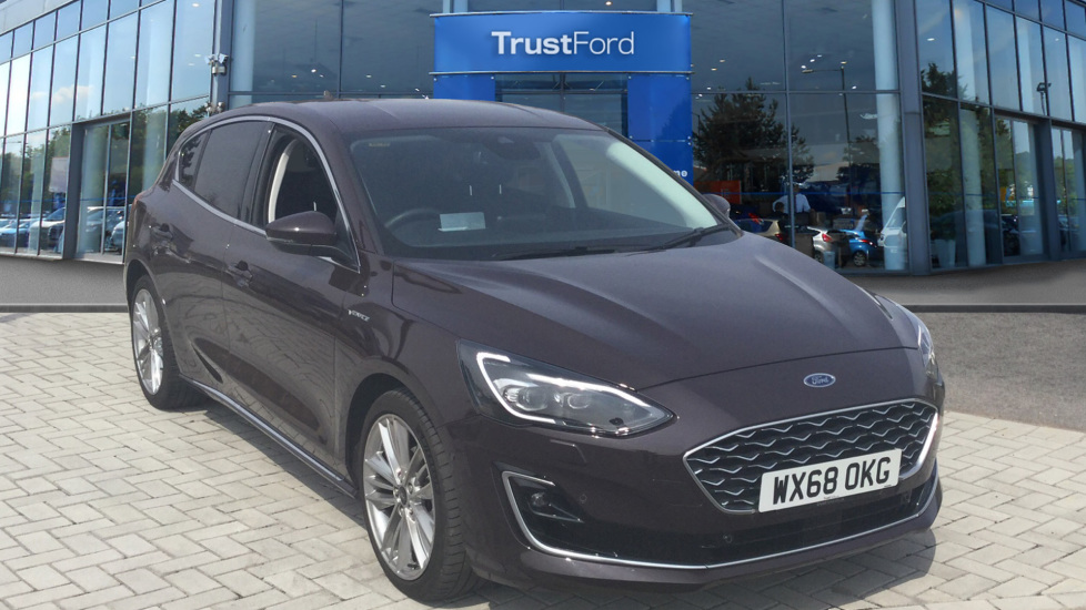 Used Ford FOCUS VIGNALE WX68OKG 1