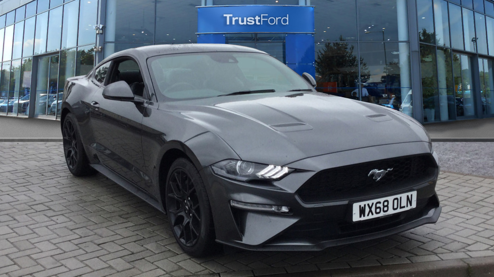 Used Ford MUSTANG WX68OLN 1