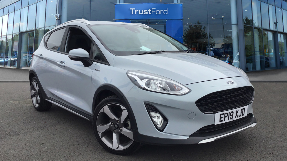Used Ford FIESTA EP19XJD 1