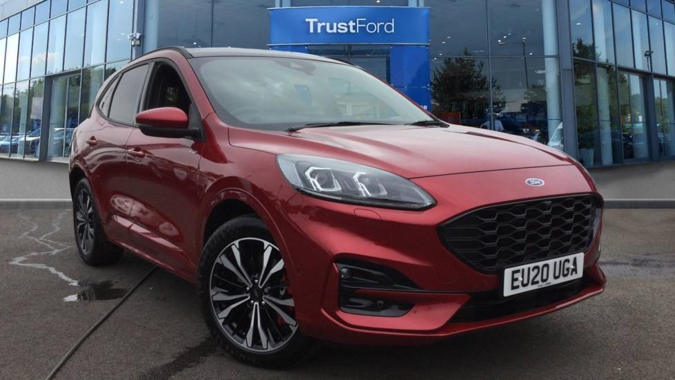 Ford KUGA 2020 - Lucid Red   £POA   Dagenham   TrustFord