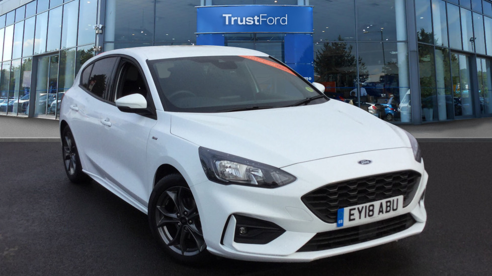 Used Ford Focus EY18ABU 1
